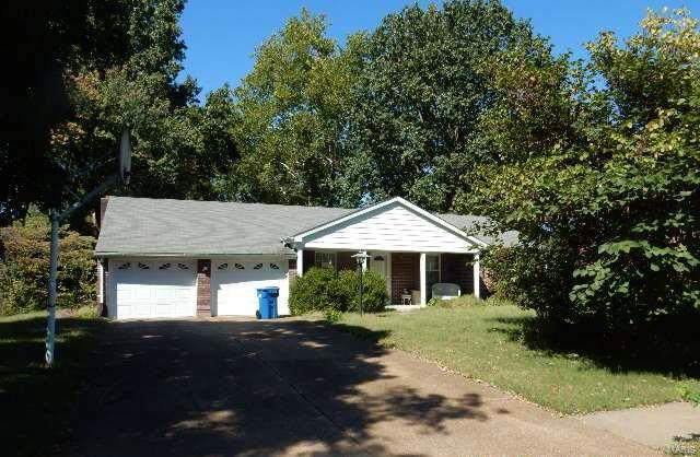 271 Treasure Cv, Ballwin, MO 63021 (#19076564) :: The Becky O'Neill Power Home Selling Team