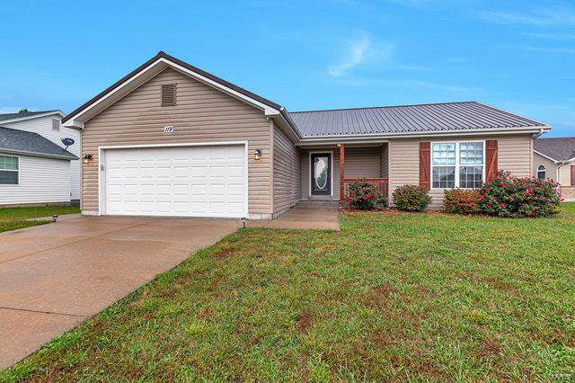 119 Auburn Court, Wright City, MO 63390 (#19076598) :: Peter Lu Team