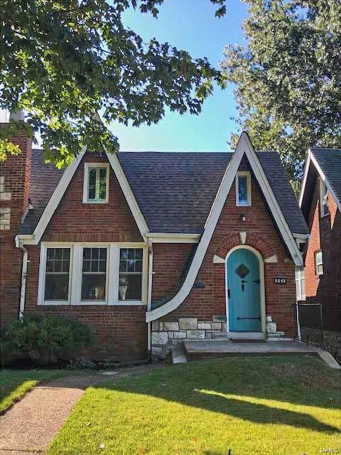 5646 Murdoch Avenue, St Louis, MO 63109 (#19076784) :: Clarity Street Realty