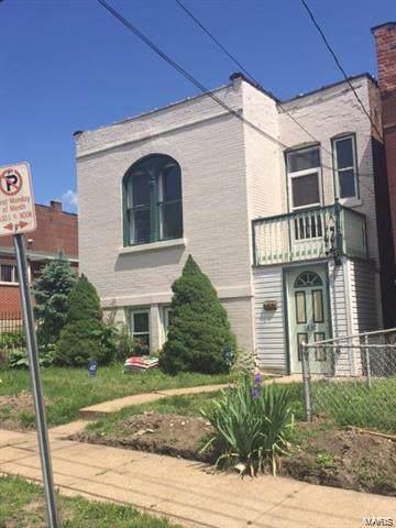 3838 Marine Avenue, St Louis, MO 63118 (#19077337) :: The Kathy Helbig Group