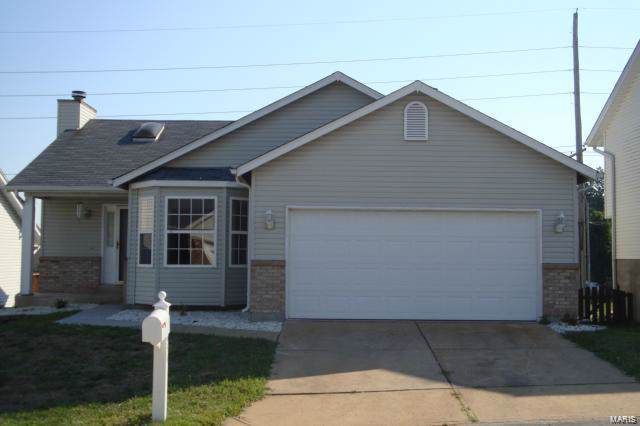 1654 Chapman Court, Saint Charles, MO 63303 (#19078800) :: Clarity Street Realty
