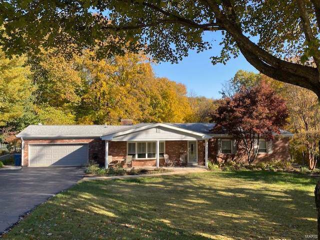 37 Shady Valley Drive, Chesterfield, MO 63017 (#19081790) :: Sue Martin Team
