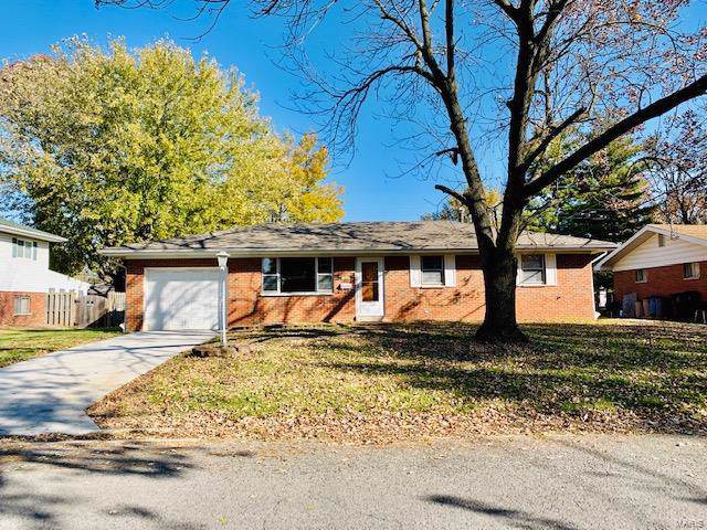 16 Chaucer Drive, Belleville, IL 62226 (#19082353) :: Clarity Street Realty