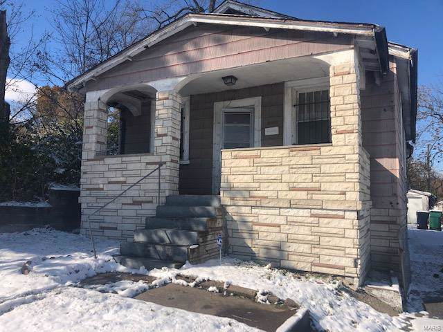 4621 Ravenwood Avenue, St Louis, MO 63121 (#19082755) :: Clarity Street Realty