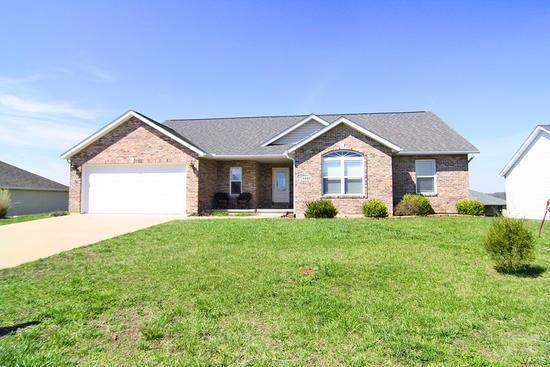 1337 Holly Drive, Cape Girardeau, MO 63701 (#19083263) :: Clarity Street Realty