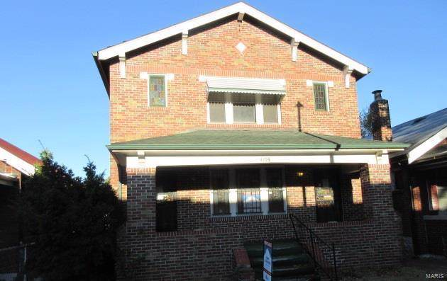 4105 N Taylor Avenue, St Louis, MO 63115 (#19083645) :: Matt Smith Real Estate Group