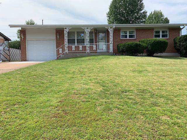 3918 Southern Aire, St Louis, MO 63125 (#19083801) :: Clarity Street Realty