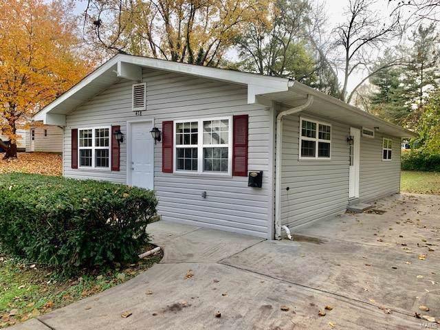 418 Cass Avenue, Edwardsville, IL 62025 (#19083937) :: Matt Smith Real Estate Group