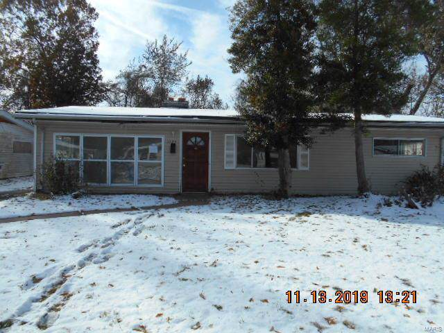 1125 Haley Avenue, Cool Valley, MO 63121 (#19084236) :: RE/MAX Vision
