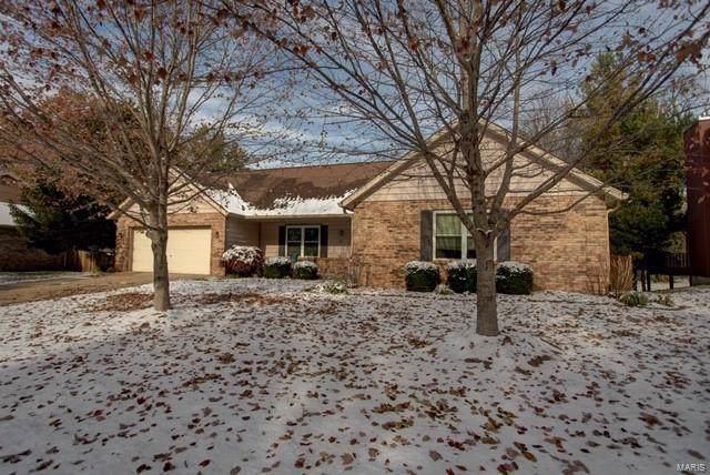 32 Lindenleaf, Belleville, IL 62223 (#19084471) :: Kelly Hager Group | TdD Premier Real Estate