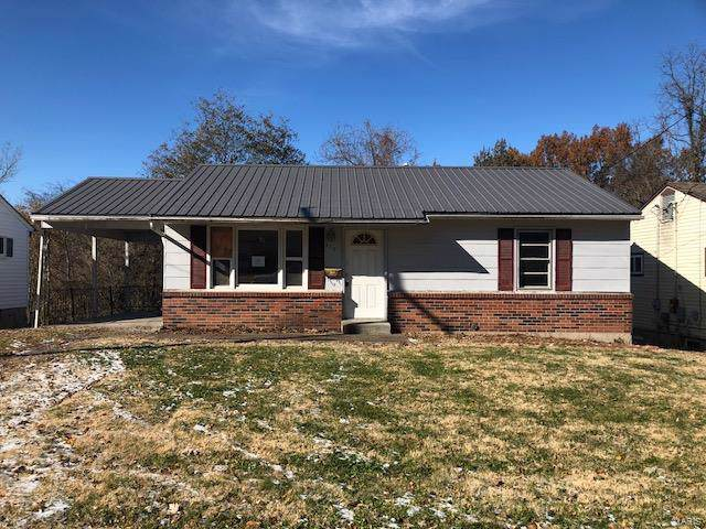 719 N Middle Street, Cape Girardeau, MO 63701 (#19085357) :: RE/MAX Vision