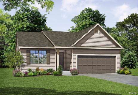 1 Davinci @ Village Point, Saint Peters, MO 63376 (#19085511) :: Clarity Street Realty