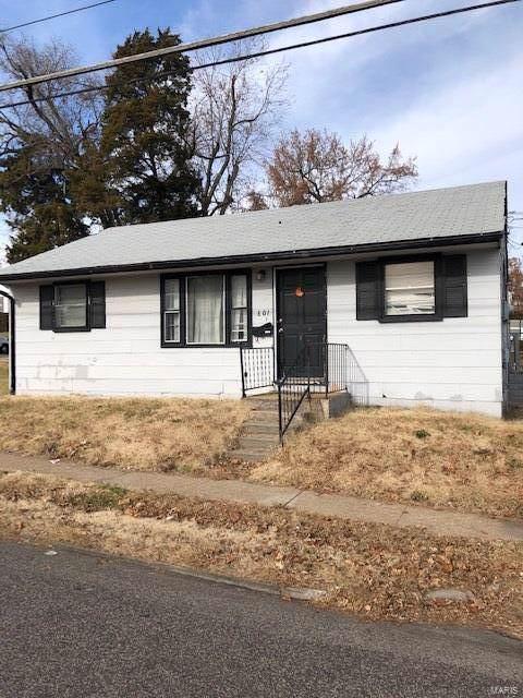 801 Chambers, Ferguson, MO 63135 (#19086071) :: Clarity Street Realty
