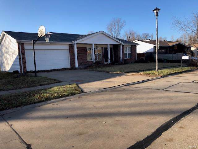 4057 Waterfall Dr., Florissant, MO 63034 (#19087242) :: Clarity Street Realty