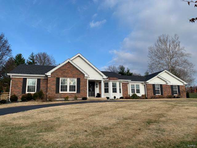125 Forest Club Drive, Clarkson Valley, MO 63005 (#19087916) :: Clarity Street Realty