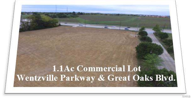 0 Acres Wentzville Parkway Lot 2, Wentzville, MO 63385 (#19088750) :: Kelly Hager Group | TdD Premier Real Estate