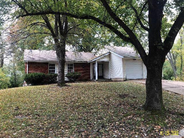 1794 Woodstream, St Louis, MO 63138 (#19088848) :: Sue Martin Team