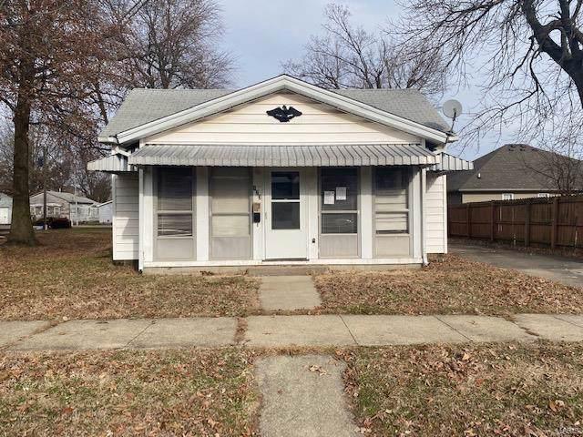123 W South Street, LITCHFIELD, IL 62056 (#19088898) :: Clarity Street Realty