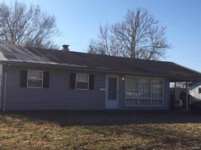 16 Melvin Drive, Cahokia, IL 62206 (#19089147) :: Fusion Realty, LLC