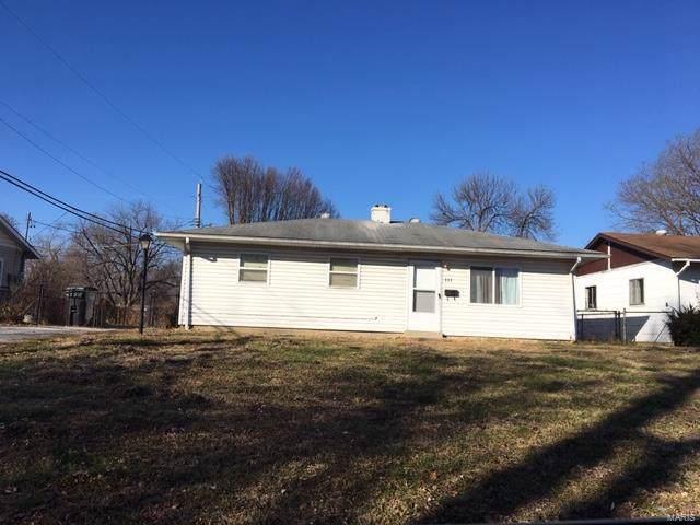 111 St. Robert Drive, Cahokia, IL 62206 (#19089150) :: Fusion Realty, LLC
