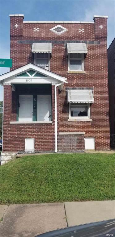 3900 Iowa Avenue, St Louis, MO 63118 (#19089228) :: Matt Smith Real Estate Group