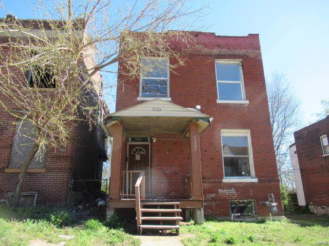 5323 Northland, St Louis, MO 63112 (#19089774) :: Clarity Street Realty