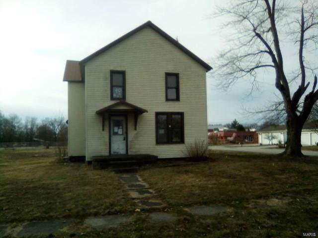 200 E Willow Street, SORENTO, IL 62086 (#20000584) :: Sue Martin Team