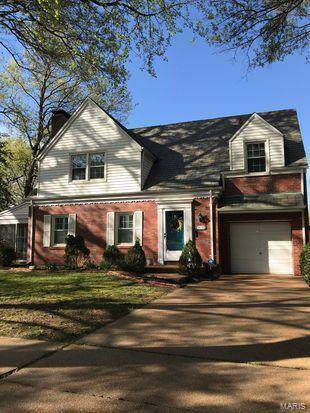 7413 Huntington, St Louis, MO 63121 (#20000649) :: Sue Martin Team