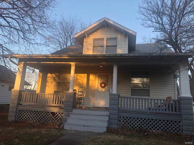 1402 N 2nd Street, Edwardsville, IL 62025 (#20000824) :: The Becky O'Neill Power Home Selling Team