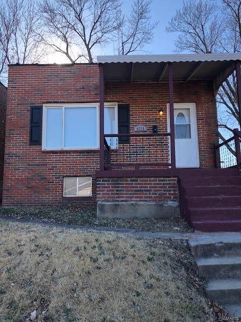 4718 Lexington Avenue, St Louis, MO 63115 (#20001925) :: Clarity Street Realty