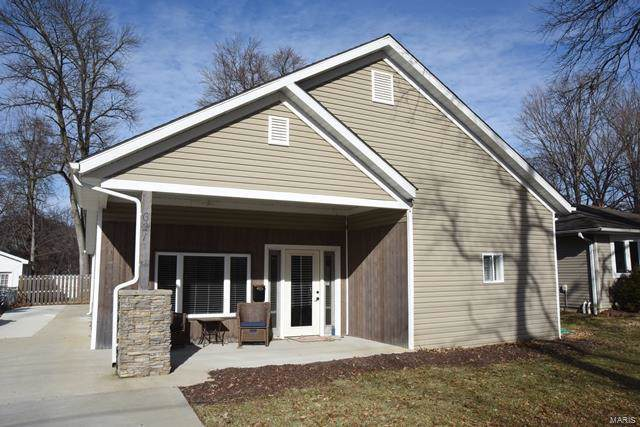 621 Thomas Street, Edwardsville, IL 62025 (#20003291) :: St. Louis Finest Homes Realty Group