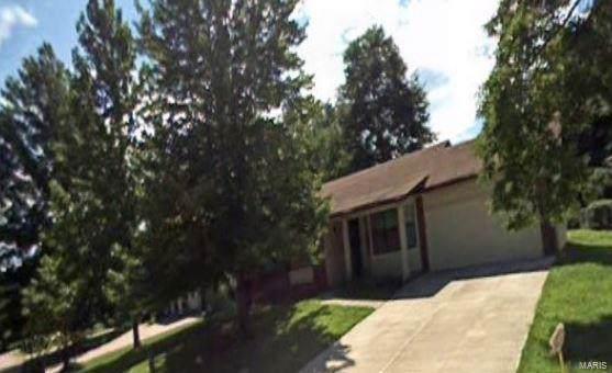1616 Sunswept Drive, Saint Charles, MO 63303 (#20003336) :: Sue Martin Team