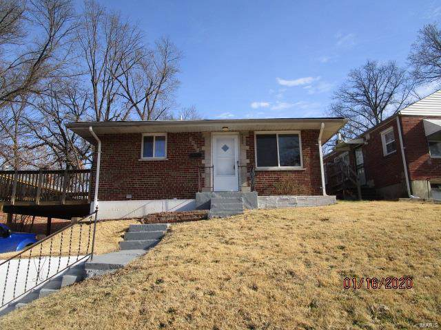 4300 Begg, St Louis, MO 63121 (#20003473) :: St. Louis Finest Homes Realty Group