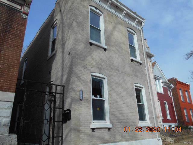 2817 Mcnair Avenue, St Louis, MO 63118 (#20004384) :: Sue Martin Team