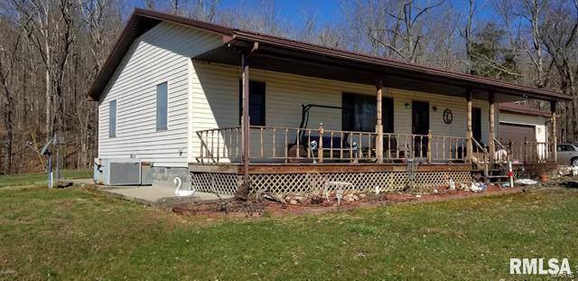 145 S Iron Furnace Road, Elizabethtown, IL 62931 (#20005341) :: Clarity Street Realty
