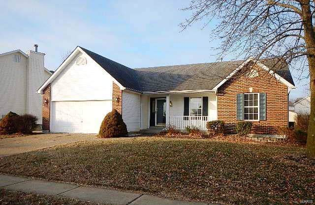 143 Dusty Rose Drive, O'Fallon, MO 63368 (#20005536) :: RE/MAX Vision