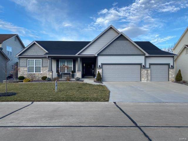 1225 Cashmere Lane, Saint Peters, MO 63376 (#20006592) :: Kelly Hager Group | TdD Premier Real Estate