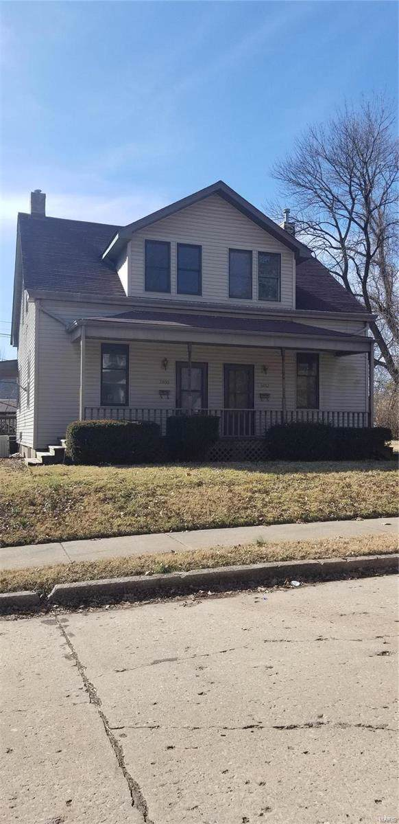 3400 W A, Belleville, IL 62226 (#20006622) :: Fusion Realty, LLC