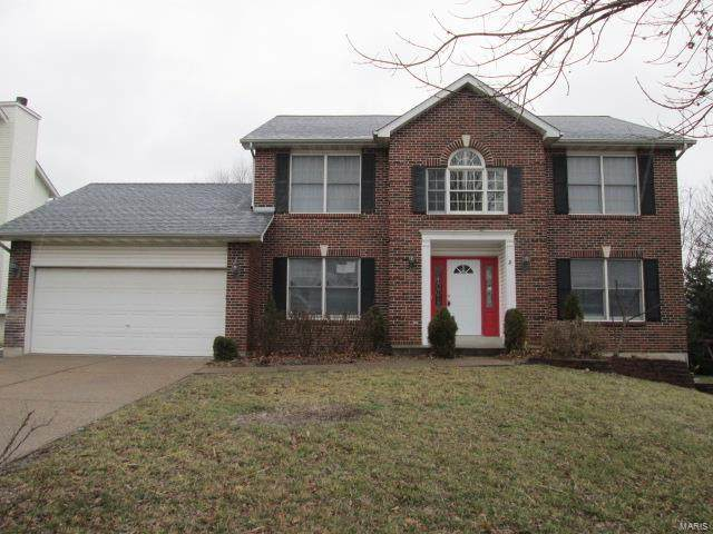 102 Country Crossing Estates Court, Saint Peters, MO 63376 (#20007980) :: Clarity Street Realty