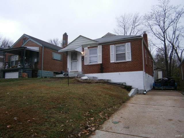 4117 Begg, St Louis, MO 63121 (#20008083) :: The Becky O'Neill Power Home Selling Team