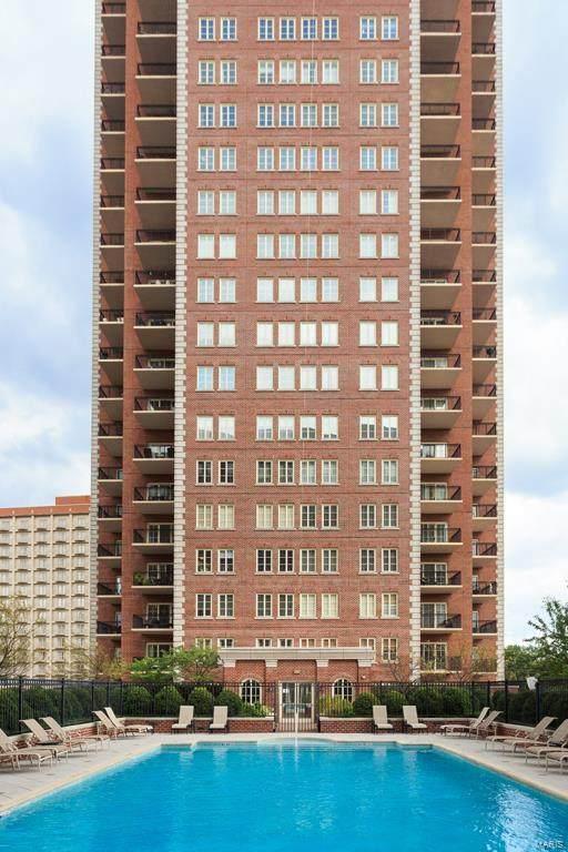 150 Carondelet Plaza #202, St Louis, MO 63105 (#20008494) :: Sue Martin Team