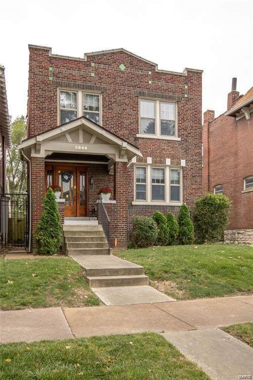 5944 De Giverville Avenue, St Louis, MO 63112 (#20009346) :: RE/MAX Vision