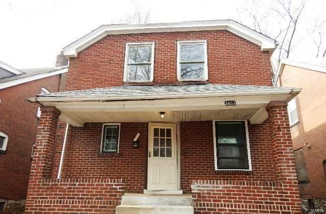 3657 Michigan Avenue, St Louis, MO 63118 (#20009433) :: Hartmann Realtors Inc.