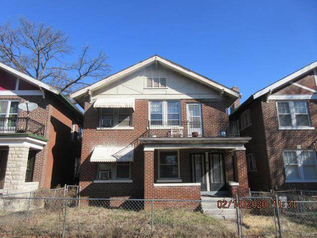 4835 Anderson Avenue, St Louis, MO 63115 (#20010156) :: Parson Realty Group