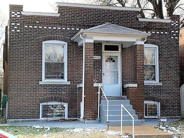 4920 Gresham Avenue, St Louis, MO 63109 (#20010745) :: Matt Smith Real Estate Group