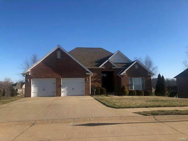6120 Cardrona Drive, Cape Girardeau, MO 63701 (#20010893) :: The Becky O'Neill Power Home Selling Team