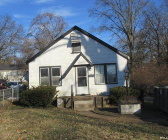 10028 Baron Drive, St Louis, MO 63136 (#20011276) :: Clarity Street Realty