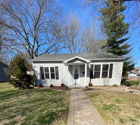 485 W Adams, NASHVILLE, IL 62263 (#20011339) :: Clarity Street Realty
