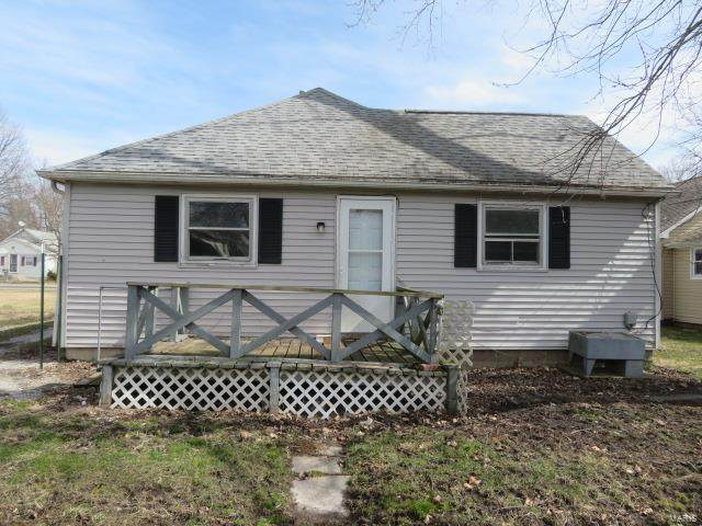 308 Francis Street, GILLESPIE, IL 62033 (#20013701) :: Matt Smith Real Estate Group