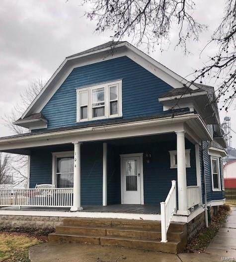 104 S Broadway, HOFFMAN, IL 62250 (#20015204) :: Fusion Realty, LLC